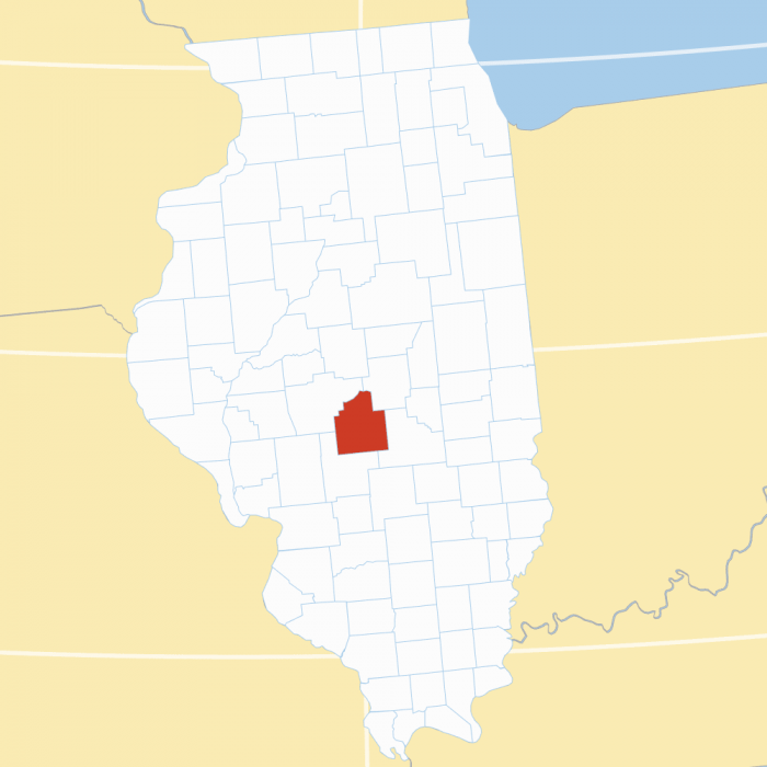 Chtistian county