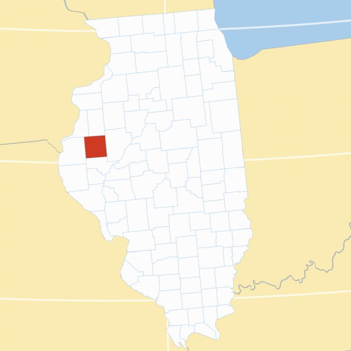 McDonough county