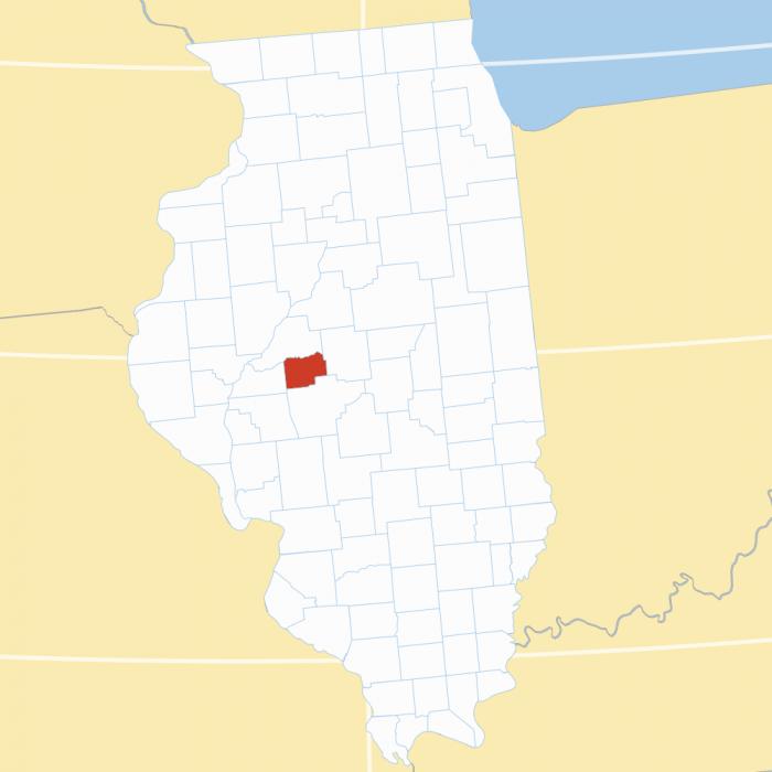 Menard county