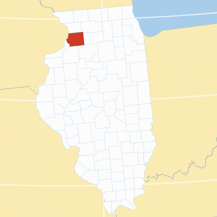 Whiteside county